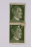 2014.480.136 front Deutsches Reich postage stamps  Click to enlarge