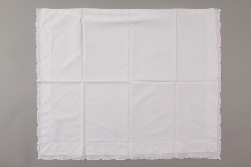2006.136.2 front Pillowcase