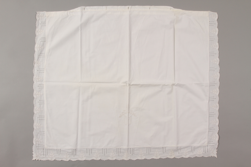 2006.136.15 front Pillowcase