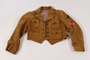 League of German Girl's winter climbing jacket found by a US soldier