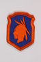 US Army patch acquired by a US soldier attending the War Crimes Trials