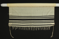 1990.117.1 front Tallit  Click to enlarge