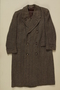 Coat worn by a German Sinti man imprisoned in several camps
