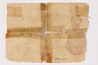 1995.23.1 back Buchenwald Standort-Kantine concentration camp scrip, 1 mark  Click to enlarge