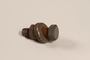 Nut and bolt  found at Dachau concentration camp after the war by a US soldier