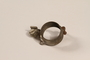 Ring with two screws found at Dachau concentration camp after the war by a US soldier