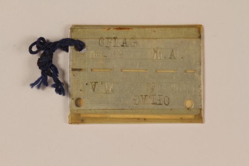 1999.106.24 front Prisoner badge