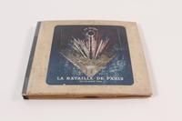 1999.45.2.1-.5 front Un Micro Dans La Bataille De Paris - 20-26 Août 1944  Click to enlarge