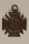 WWI German medal