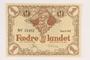 Danish occupation currency, 1 krone