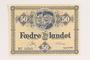 Danish occupation currency, 50 kroner