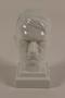 Miniature porcelain bust of Adolf Hitler
