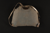 1990.307.5 back Rucksack used by a German Jewish family going into hiding  Click to enlarge