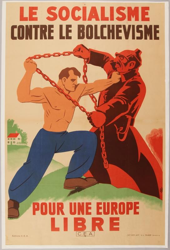 1990.333.31 front Le Socialisme contre le Bolchevisme