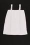 Child's white summer dress brought with a Polish Jewish emigre