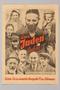 Antisemitic Der Stürmer advertising flier showing several Jewish people smiling