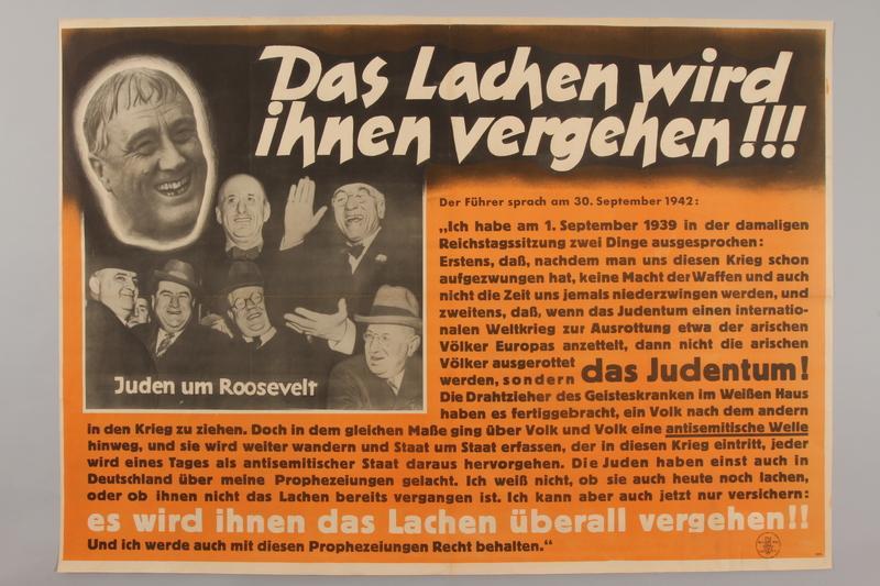 1990.333.59 front Das Lachen wird ihnen vergehen!!!