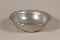 1990.36.19 front Metal basin  Click to enlarge