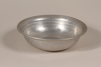 1990.36.25 front Metal basin  Click to enlarge