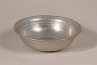 1990.36.26 front Metal basin  Click to enlarge