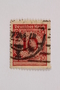 Postage stamp, 10 mark, issued in Germany during hyperinflation in the Weimar Republic