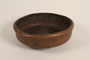 Copper food bowl used in Treblinka concentration camp