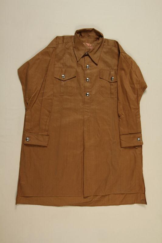 1990.41.9 front Sturmabteiling [Stormtrooper] brown shirt
