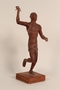 Sculpture of a runner used to teach racial science in Nazi Germany