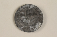 1990.60.10 back Łódź (Litzmannstadt) ghetto scrip, 5 mark coin  Click to enlarge