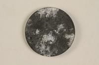 1990.60.14 back Łódź (Litzmannstadt) ghetto scrip, 5 mark coin  Click to enlarge