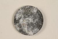 1990.60.19 front Łódź (Litzmannstadt) ghetto scrip, 5 mark coin  Click to enlarge