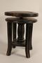 Music stool handmade in prewar Poland