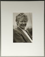 2010.206.5 front Portrait photograph by Judy Glickman of Danish woman who rescued several 100 people  Click to enlarge