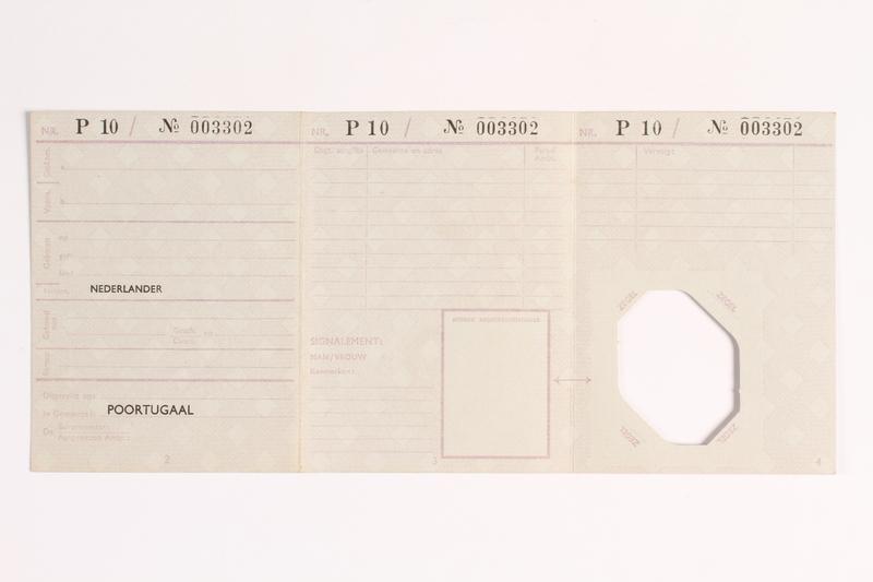 2010.441.61 back Identification card