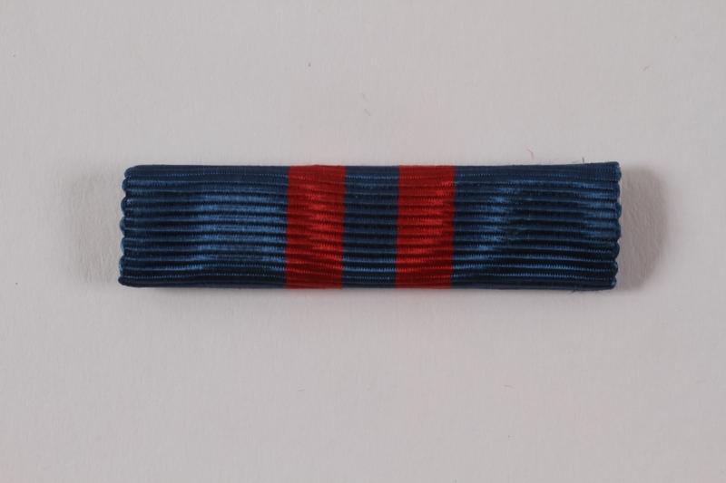 2011.108.17 c front Orden Rada Sa Zlatnim Vencem awarded to a Macedonian Jewish partisan woman