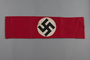 Nazi armband owned by a deaf Jewish refugee to Shanghai