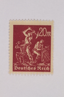 2000.305.1 front Postage stamp  Click to enlarge