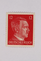 2000.305.3 Postage stamp  Click to enlarge