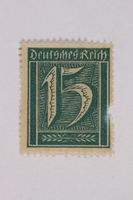 2000.305.9 front Postage stamp  Click to enlarge