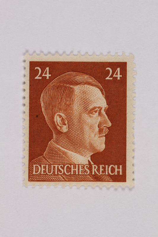 2000.305.10 front Postage stamp