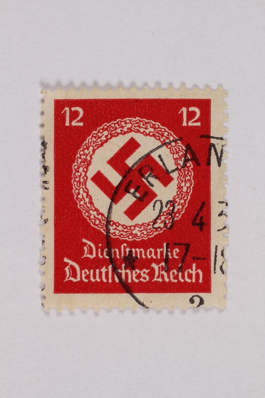 2000.305.11 front Postage stamp