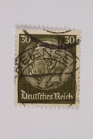 2000.305.13 front Postage stamp  Click to enlarge