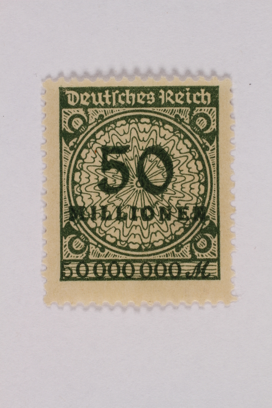 2000.305.14 front Postage stamp