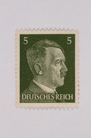 2000.305.15 front Postage stamp  Click to enlarge