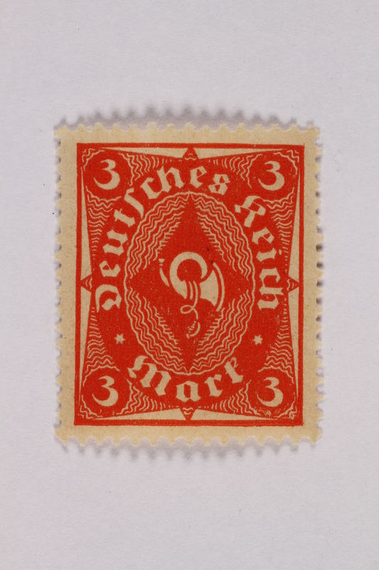 2000.305.17 front Postage stamp