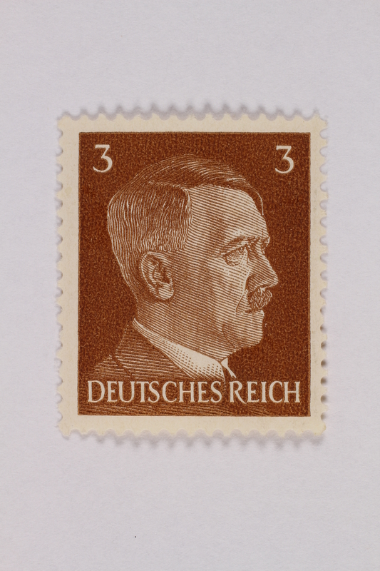 2000.305.19 front Postage stamp