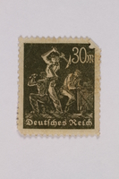 2000.305.21 front Postage stamp  Click to enlarge