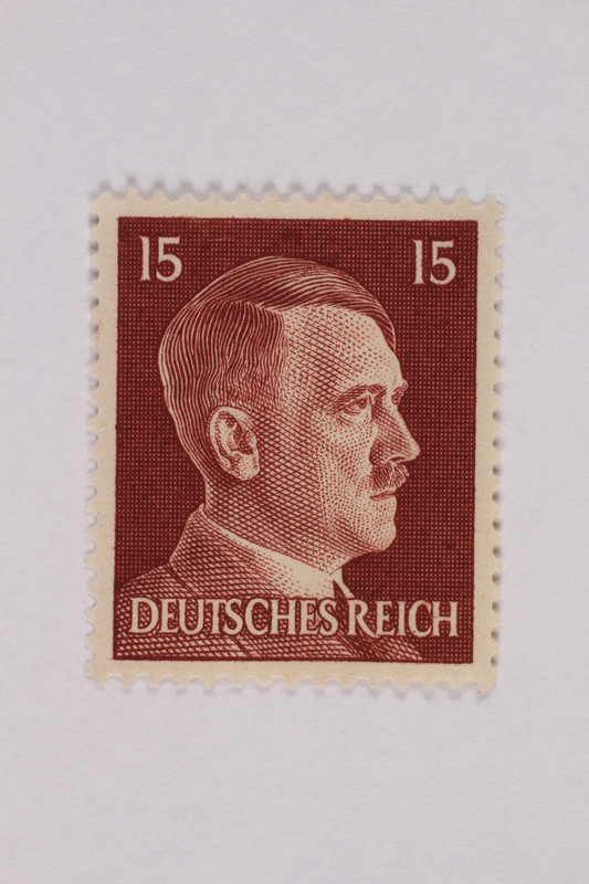 2000.305.26 front Postage stamp