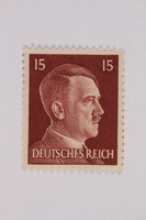 2000.305.26 front Postage stamp  Click to enlarge