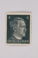 2000.305.27 front Postage stamp  Click to enlarge